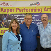 Asper Performing Arts Centre to Open