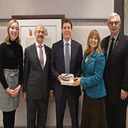 The Asper Foundation creates unprecedented new entrance bursary at the University of Manitoba